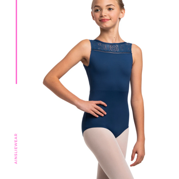 Kimberley with Lola Lace Leotard AW1060LL (Wholesale)