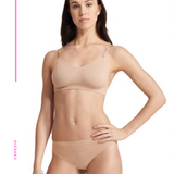 Seamless Low Rise Thong 3678