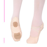 Hanami Split Sole Canvas Ballet Shoe 2037C