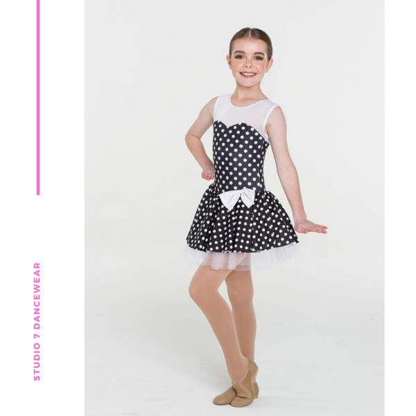Polka Dot Princess CHD19
