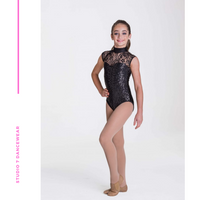 Deco Lace Leotard CHL03