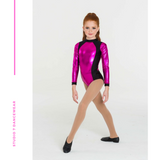 Metallic Warrior Leotard CHL06
