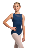 Kimberley with Lola Lace Leotard AW1060LL