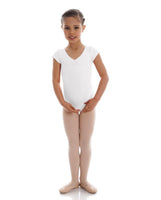 Heidi Cap Sleeve Leotard CL78