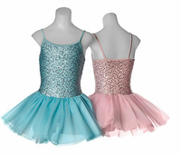 Sequin Tutu Dress CHTU04