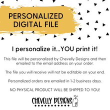 Load image into Gallery viewer, Personalized - Wine in a Million - Business Referral Gift Tags ***Printable Digital File***