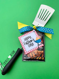 Printable Father's Day Gift Tags-Cards - Instant Digital Download