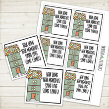 Load image into Gallery viewer, Printable Tags for New Home Buyer Housewarming Gifts >>>Instant Digital Download<<<