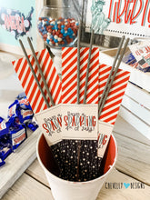 Load image into Gallery viewer, The America Printable Party Decoration Kit for the 4th of July | Instant Digital Download