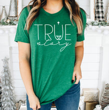 Load image into Gallery viewer, True Story Christmas Shirt in Unisex Sizing - Short Sleeved Tee