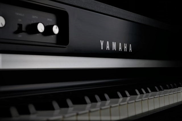 Yamaha Deconstructed: A Look at the Music Instrument Mammoth