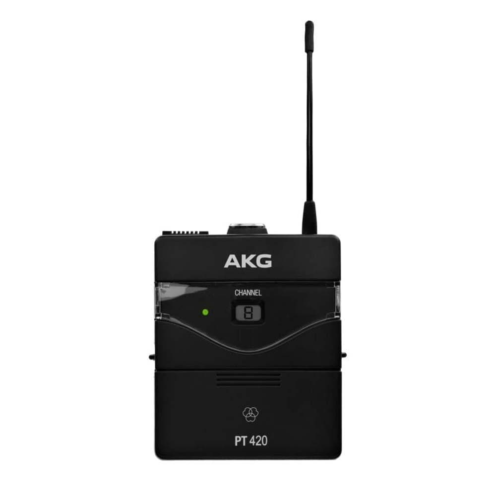 AKG WMS420 Presenter Set - Wireless Lavalier Microphone System