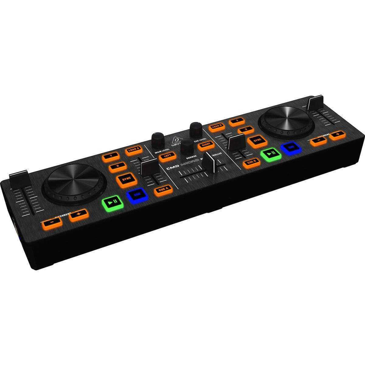 Behringer DJ Controllers Behringer CMD MICRO DJ MIDI Controller