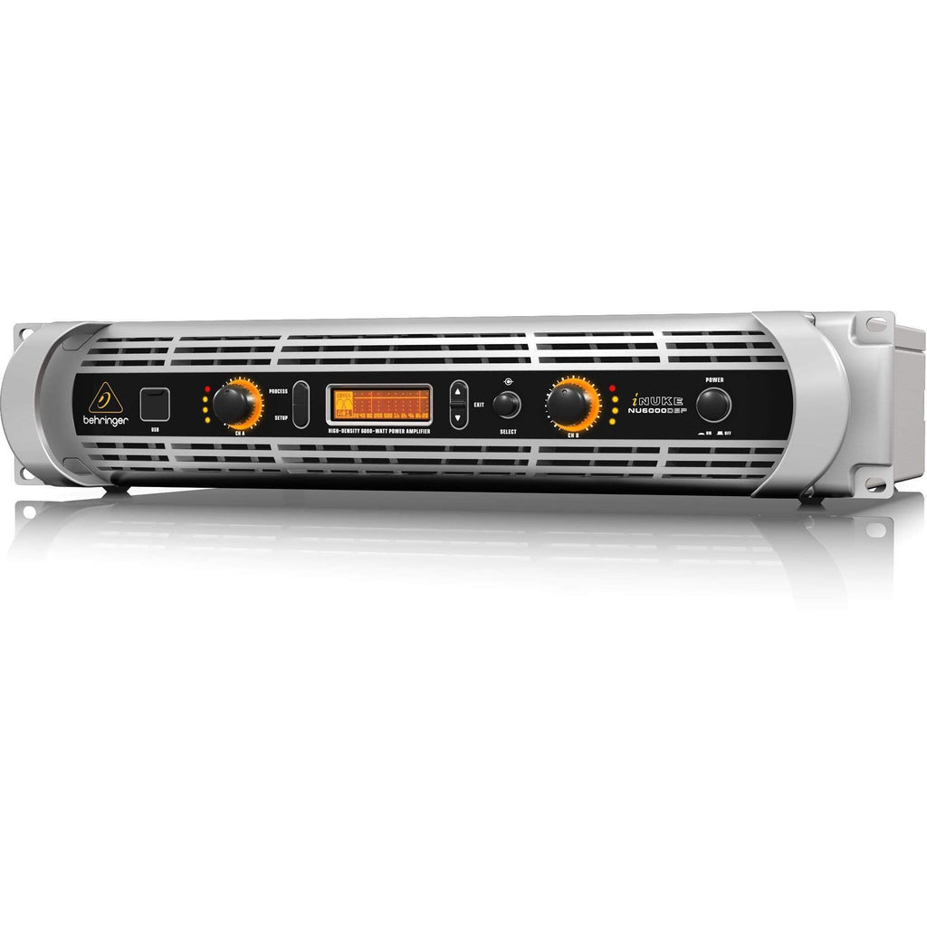 Behringer PA Amplifier Behringer iNUKE NU1000DSP Power Amplifier