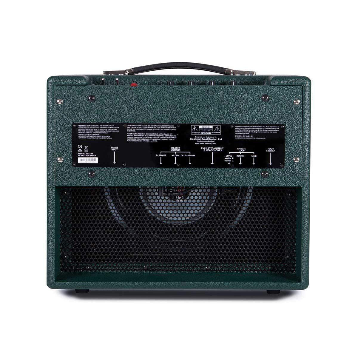 BlackStar String Instruments Blackstar Studio 10 KT88  Class A Tube Combo Amplifier w/KT88