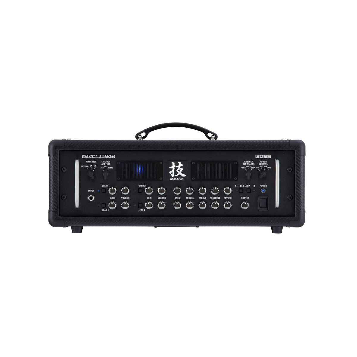 Boss WAZA 75 Guitar Amplifier Amp Head
