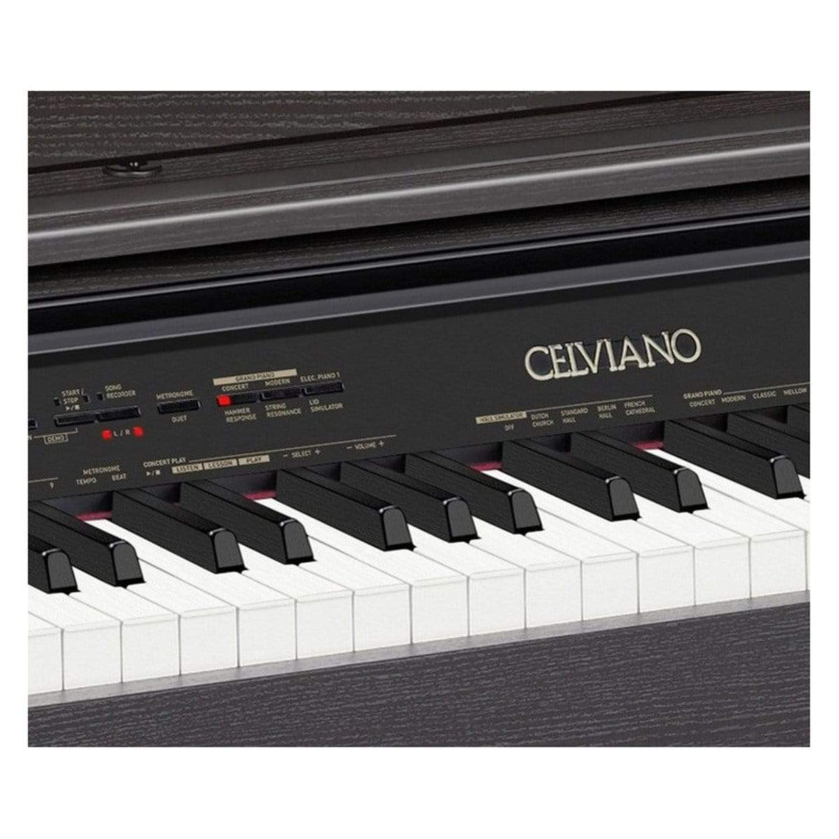 Casio AP460BK Celviano 88-Key Digital Piano - Black