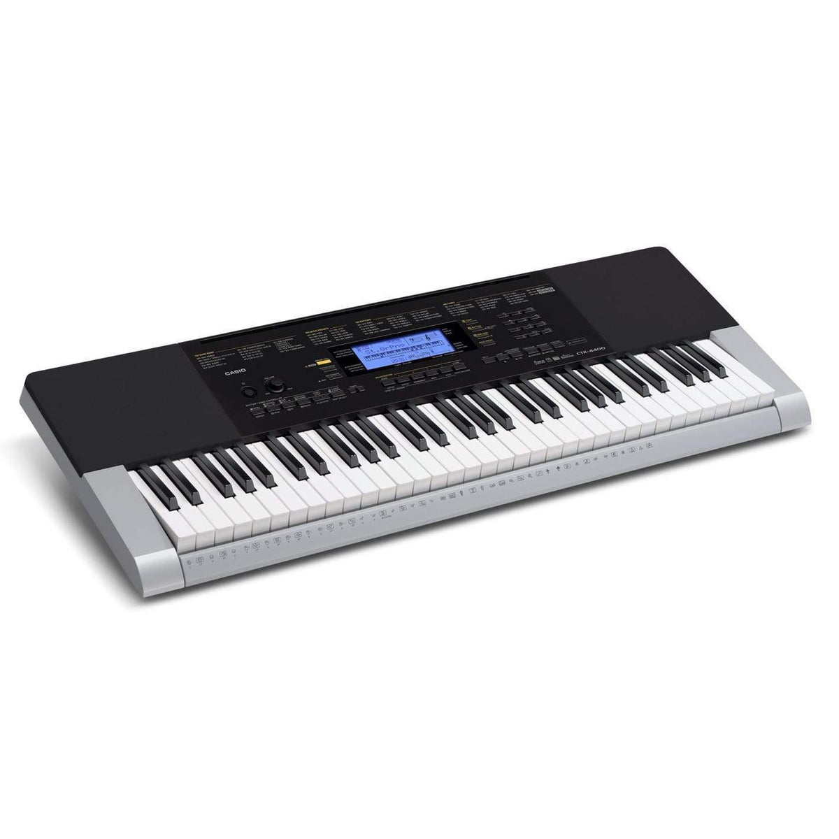Casio Keyboard Casio CTK-4400 61-Key Portable Keyboard