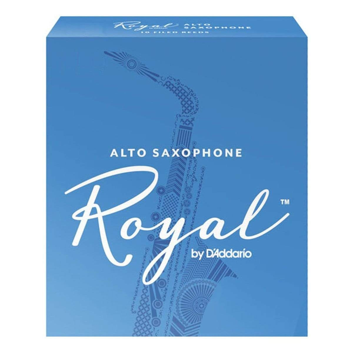 Royal by D'Addario RJB1015 Alto Sax Reeds, 1.5 - 1 Pc