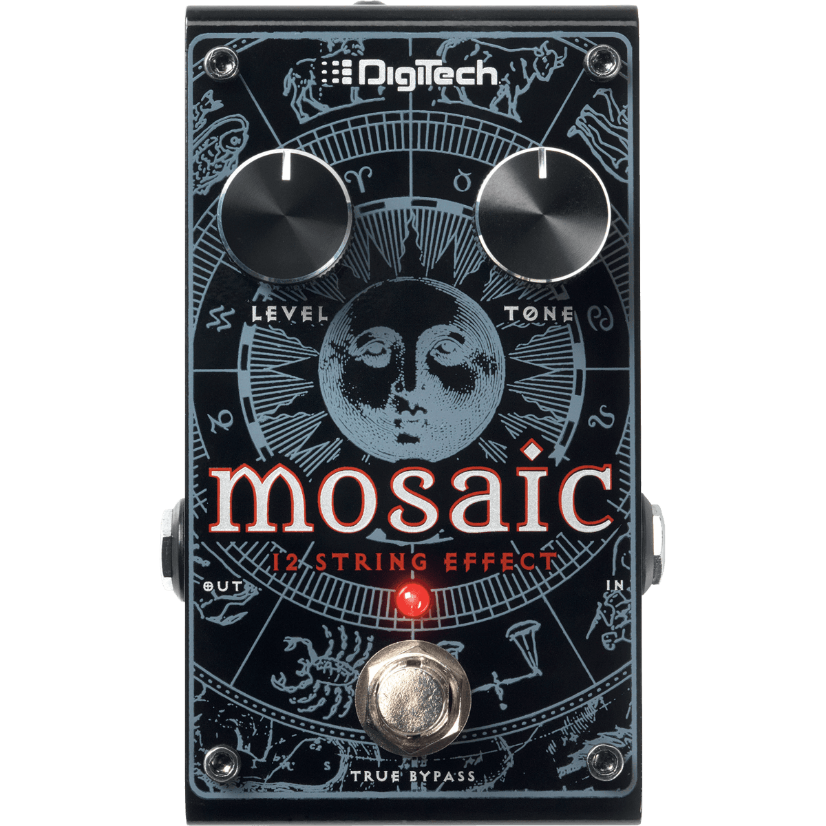 DigiTech Mosaic-V-01 Polyphonic 12-String Effect Pedal