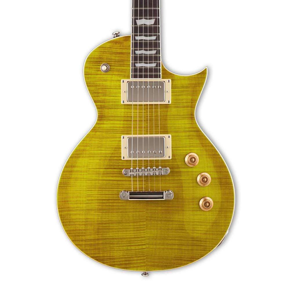 ESP/LTD Electric Guitar ESP LTD EC-256FM Electric Guitar - Lemon Drop