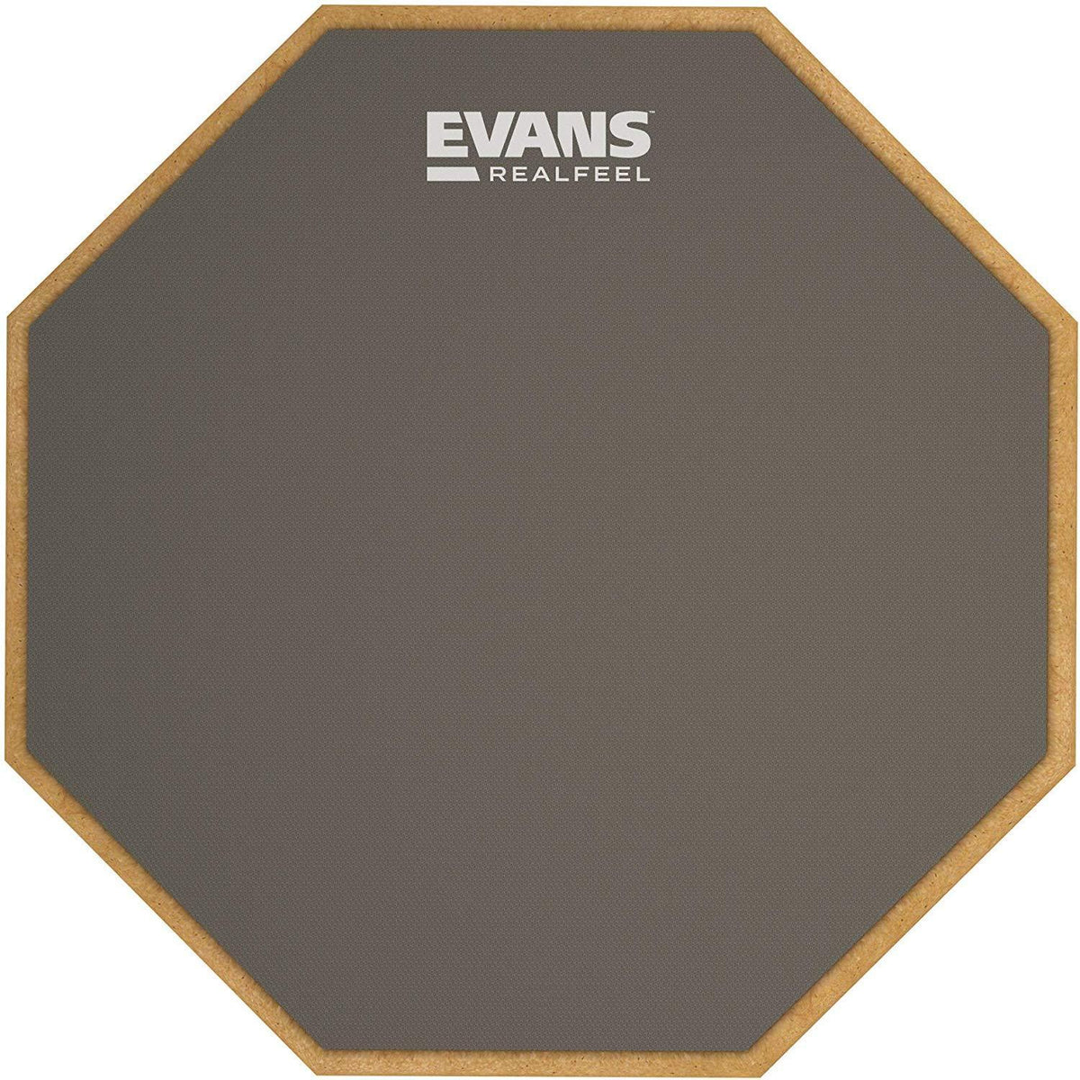 Evans Percussion Accessories Evans RealFeel 2-Sided Speed and Workout Drum Pad