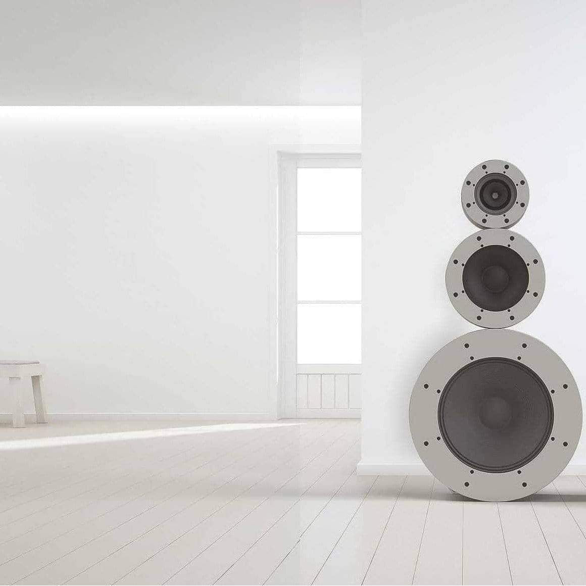 Flare Audio ZERO® Eco-Speakers