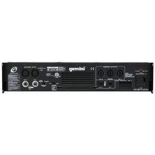 Gemini Power Amplifier Gemini GPA-1000 Professional Power Amplifier