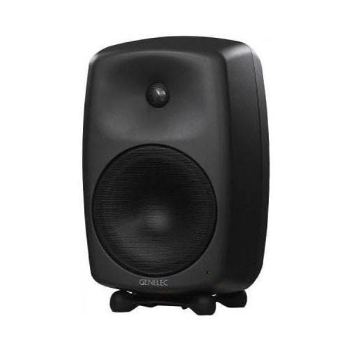 "Genelec 8250A SAM™ 270W Active Two-Way DSP 8"" Studio Monitor Matte Black"