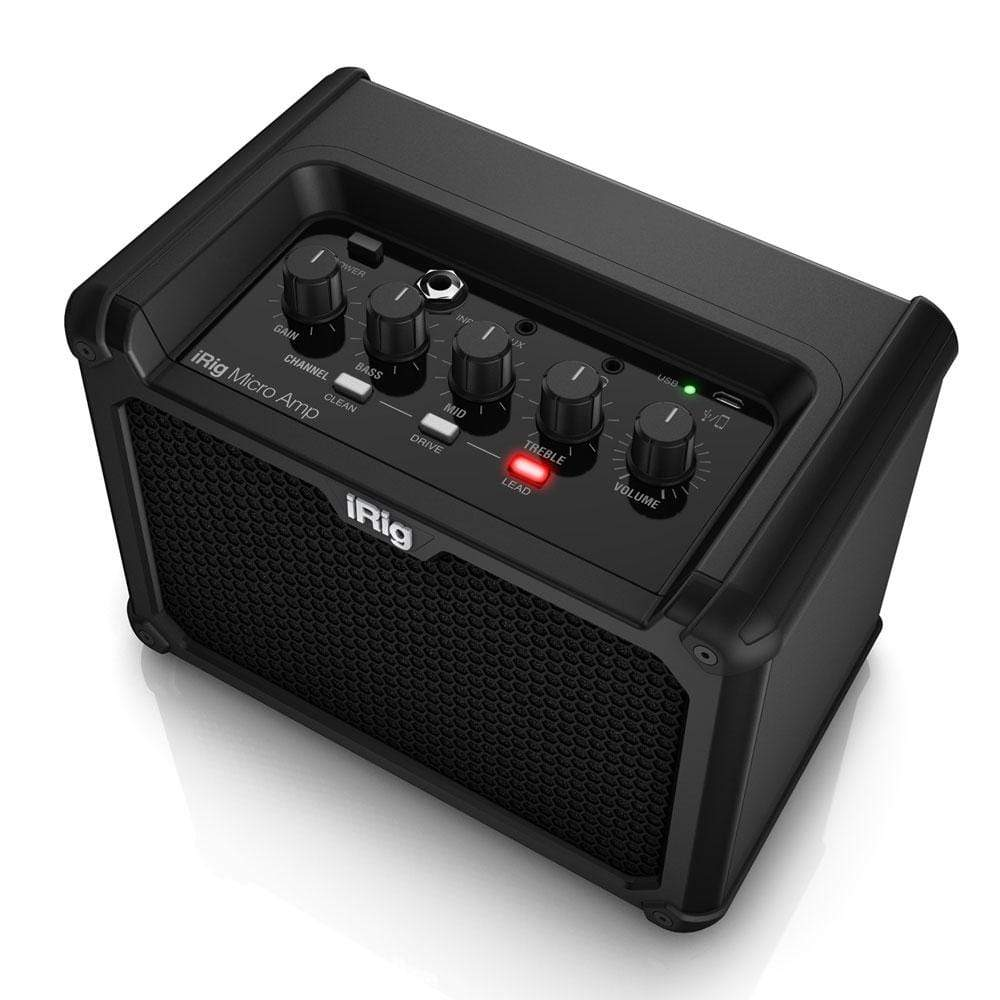 IK Multimedia Guitar Amplifier IK Multimedia iRig Micro Amp