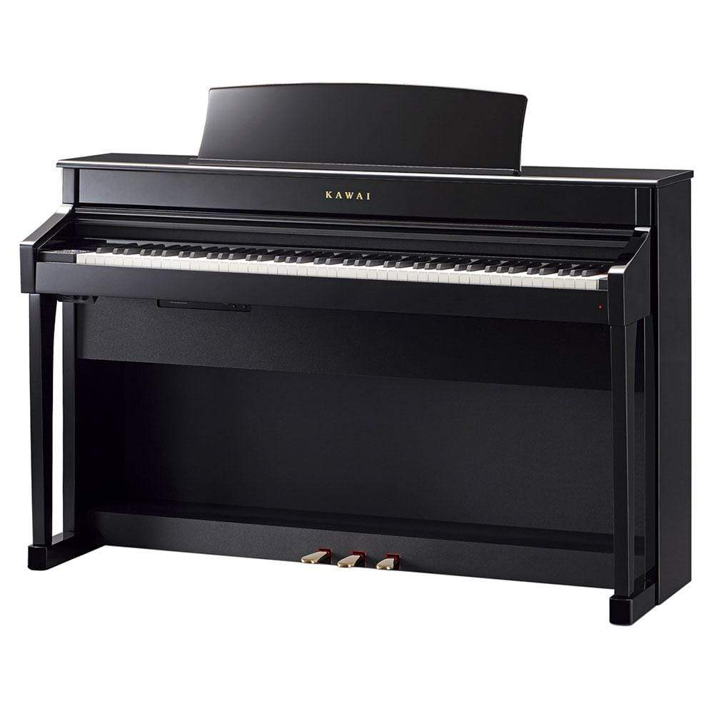 Kawai CS-7 Digital Piano - Polished Ebony