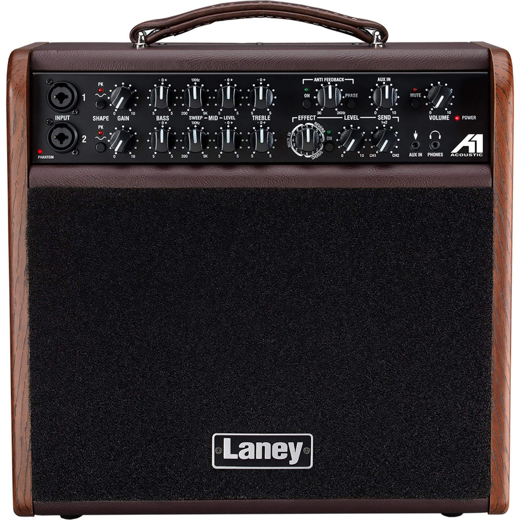Laney Acoustic Guitar Amp Laney A1 Acoustic Amplifier