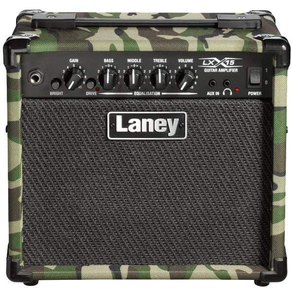 Combo Amplifiers, Heads and Cabinets