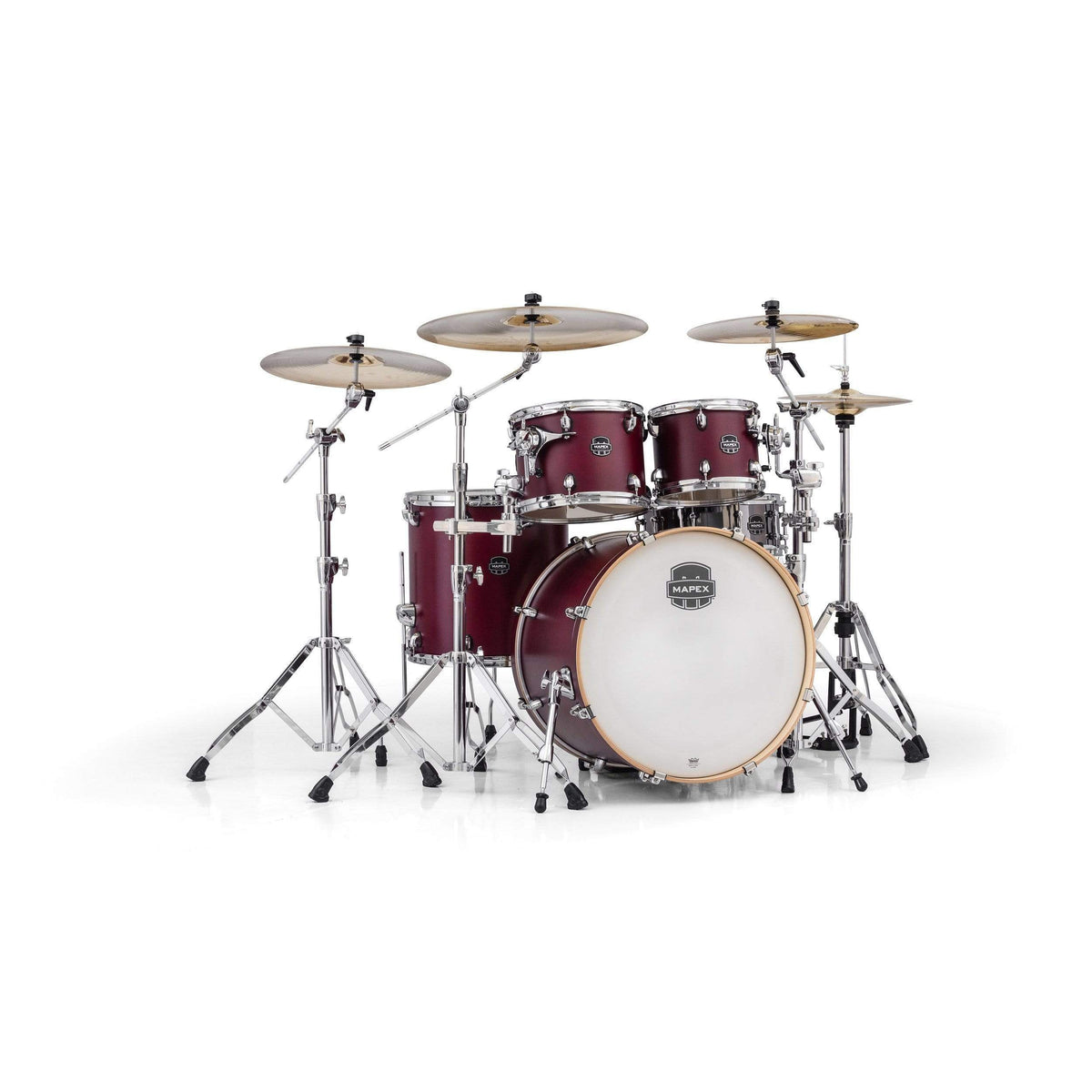 Mapex Drums Acoustic Drum Mapex Drumset 5pc Armory Rock Shell