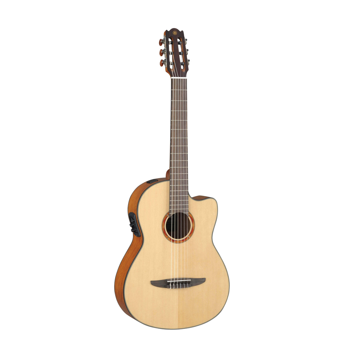 Yamaha NCX700 Acoustic-Electric Classical Guitar - Natural