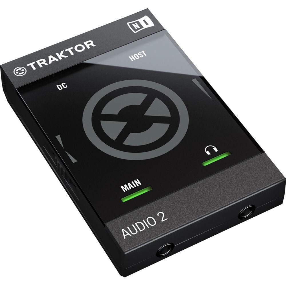 Native Instruments Audio Interface Native Instruments TRAKTOR Audio2 Mk2
