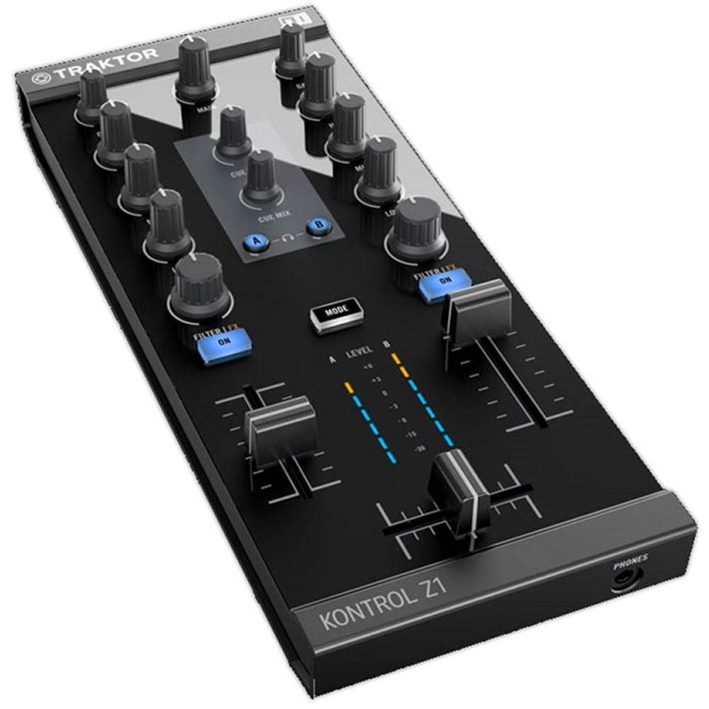 Native Instruments DJ Controller Native Instruments TRAKTOR Kontrol Z1
