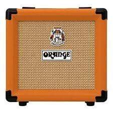 Orange Amplifier Cabinet Orange PPC 108 Guitar Amp Cabinet