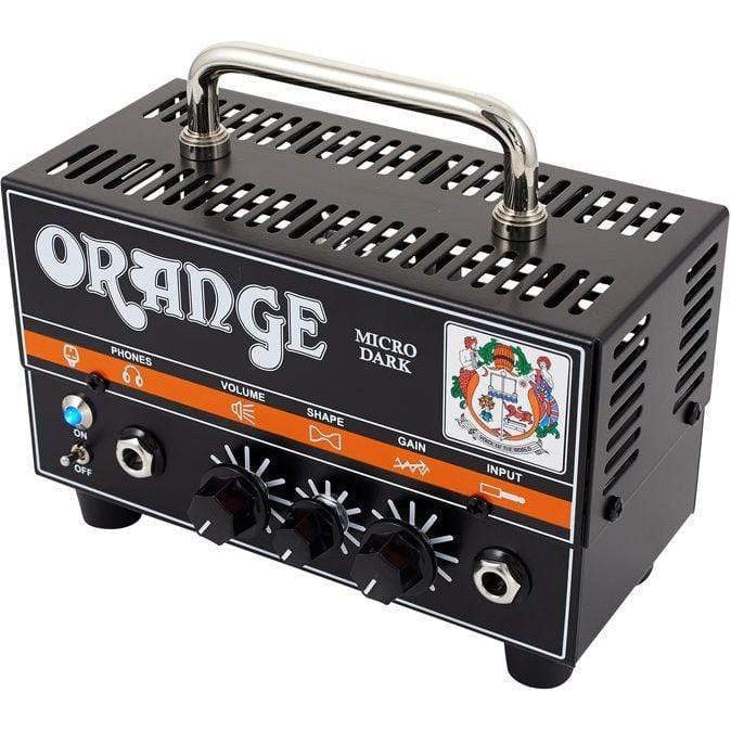 Orange Amplifier Head Orange Micro Dark Guitar Amp Head