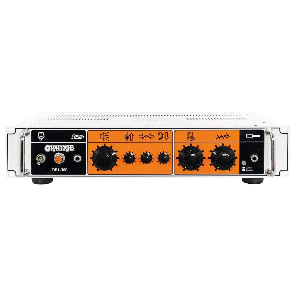 Orange Amplifier Head Orange OB1 300 Bass Guitar Amplifier Head