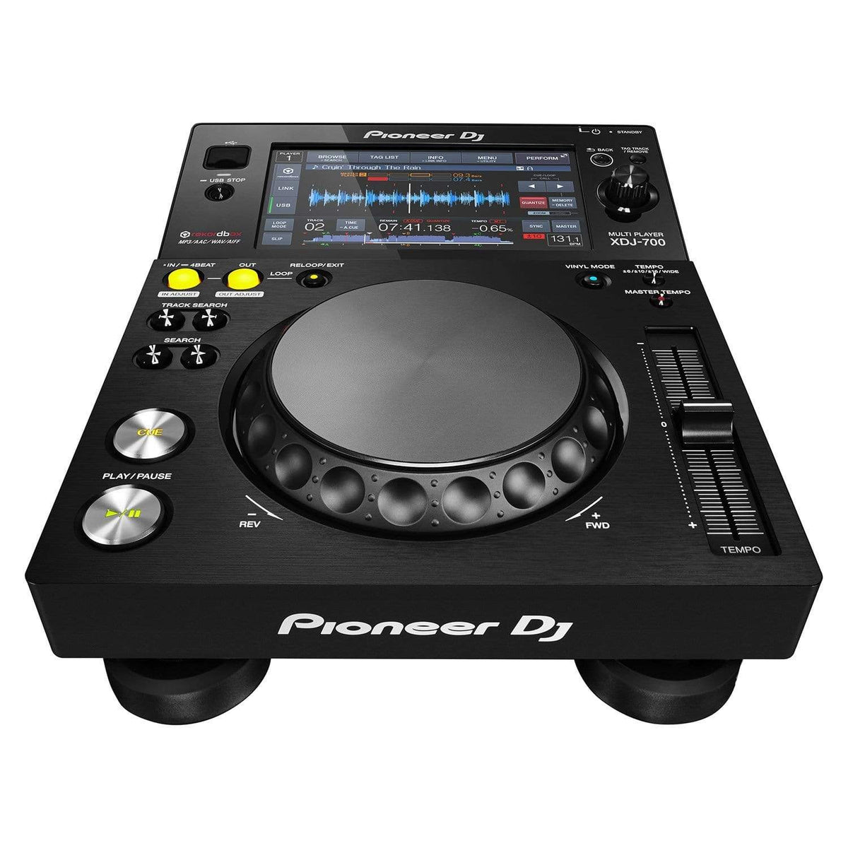 Pioneer DJ XDJ-700 Compact DJ Multi-player