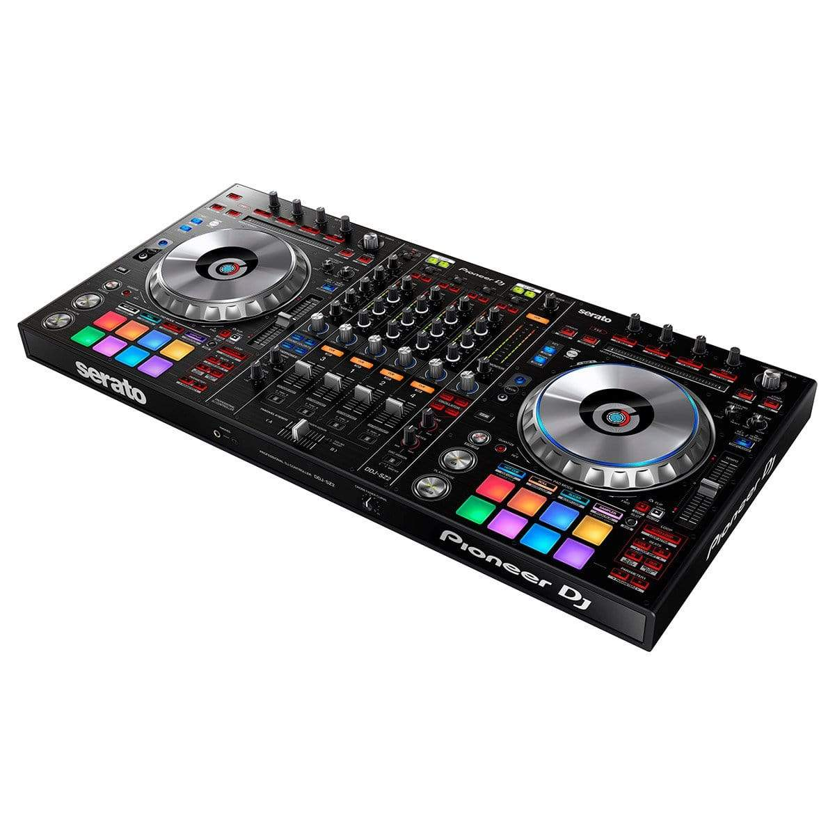 Pioneer DJ DDJ-SZ2 4-channel controller for Serato DJ