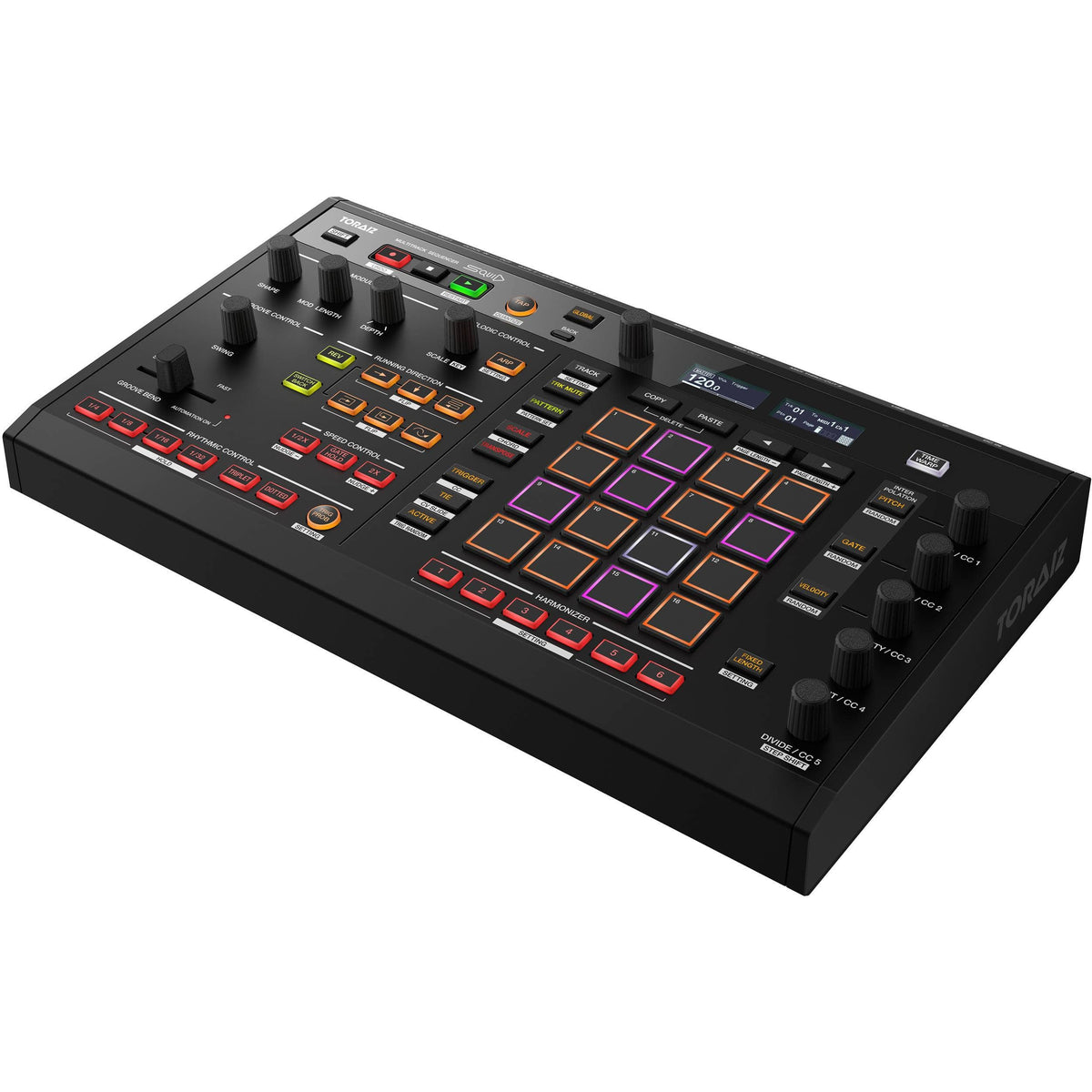 Pioneer DJ Toraiz Squid Multitrack Sequencer