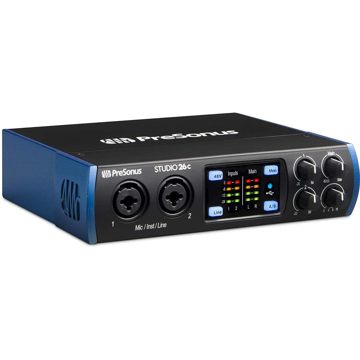 PreSonus Studio 26C Audio Interface