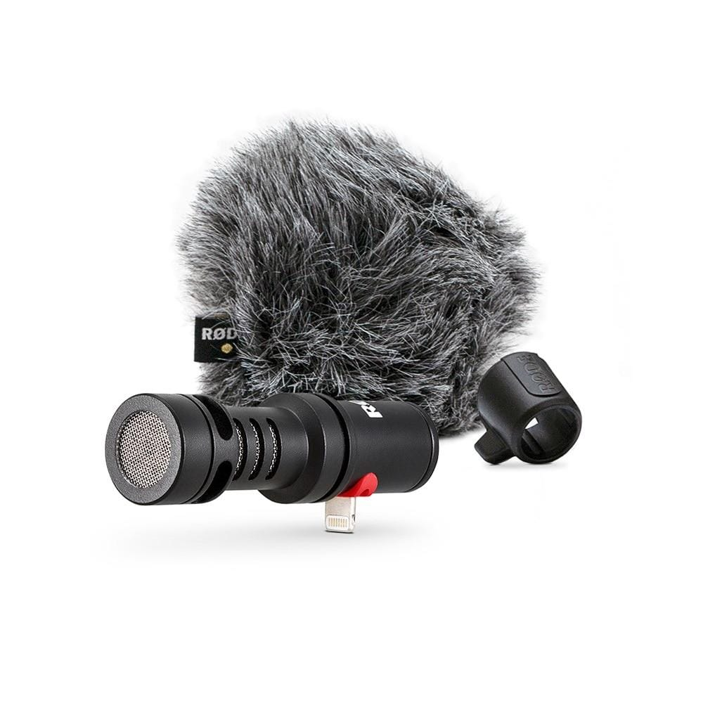 Rode VideoMic Me-L Directional Microphone for iOS