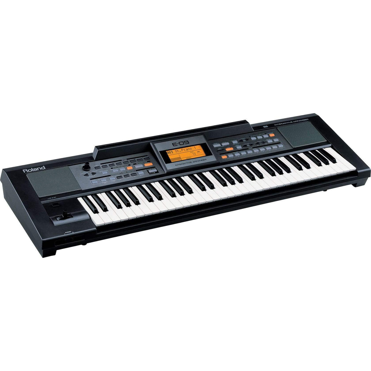 Roland E-09IN Interactive Keyboard Arranger Indian Edition
