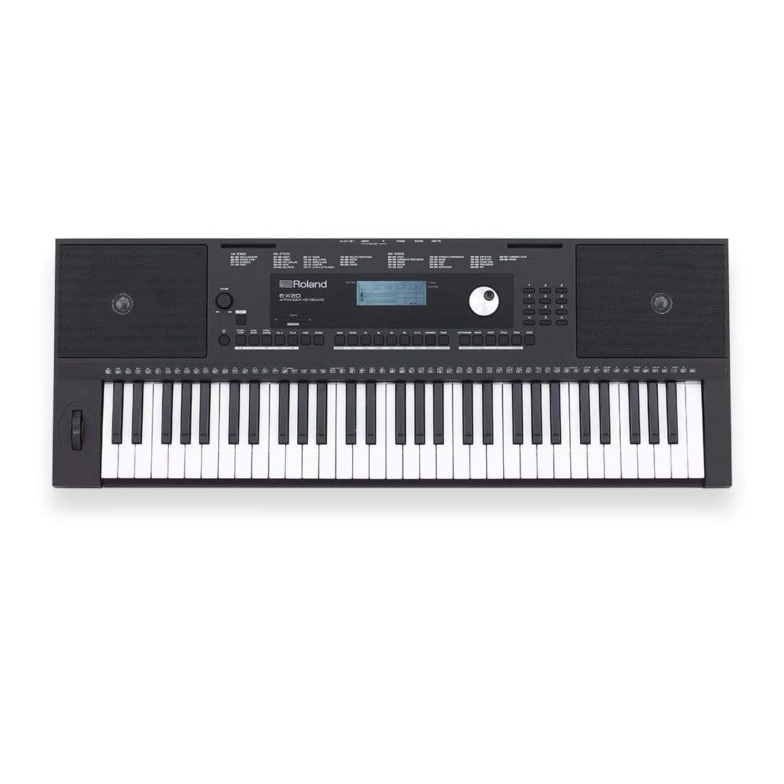 Roland E-X20 61-Key Portable Arranger Keyboard