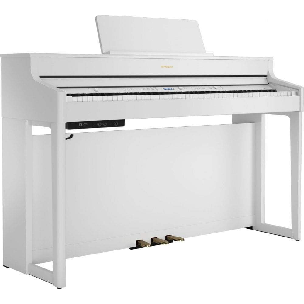 Roland HP-702 Digital Piano - White