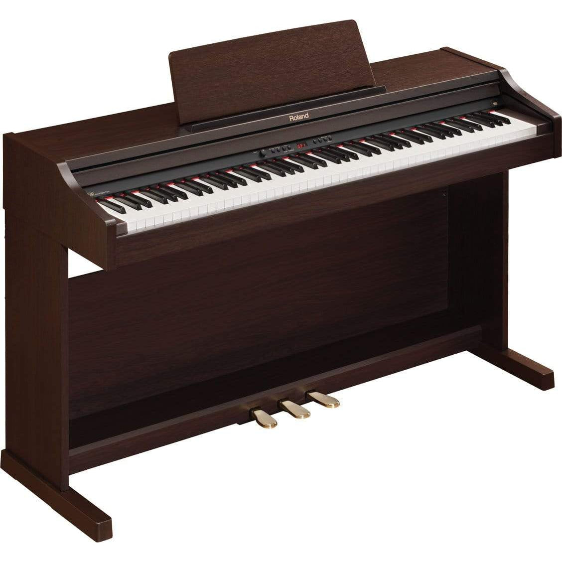 Roland RP-301 SuperNatural Piano - Rosewood