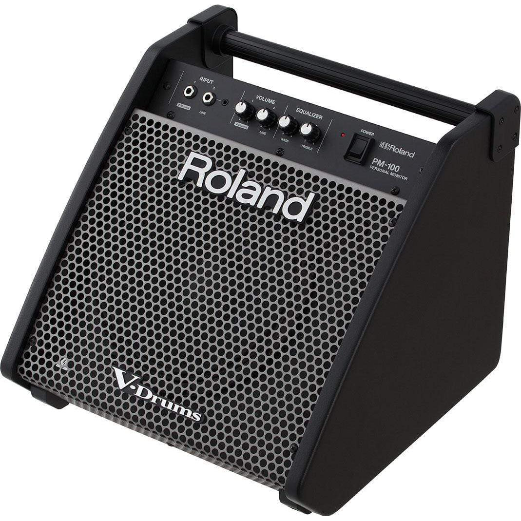 Roland Drum Monitor Roland PM-100 Personal Drum Monitor: Active Monitor Box for E-Drums